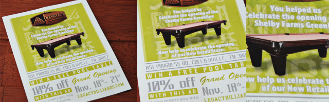 Event Coupons Design